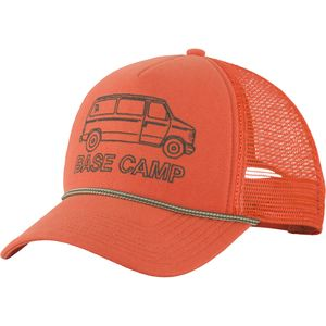 The North Face Cross Stitch Trucker Hat - Basecamp