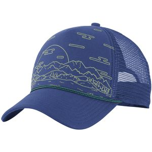 The North Face Cross Stitch Trucker Hat - Landscape