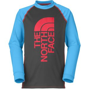 The North Face Dog Patch Rashguard - Long-Sleeve - Boys'