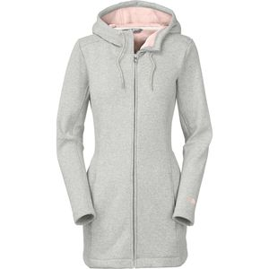 The North Face Zip Me Up Long Full-Zip Sweatshirt - Women's