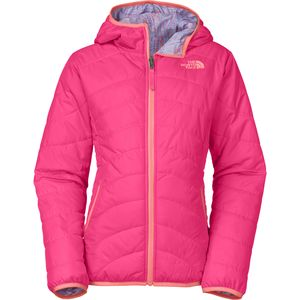The North Face Reversible Perrito Peak Insulated Jacket - Girls'