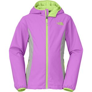 The North Face Mossbud Hooded Softshell Jacket - Girls'