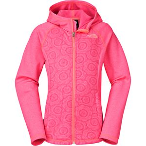 The North Face Seashore Fleece Hooded Jacket - Girls'