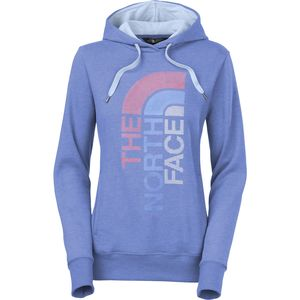 The North Face Trivert Logo Pullover Hoodie - Women's