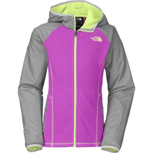 The North Face Glacier Track Full-Zip Hooded Jacket - Girls'