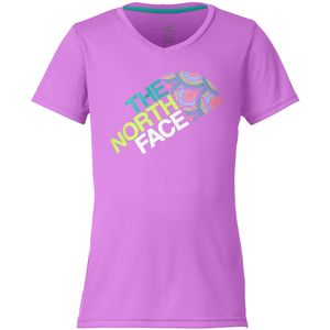 The North Face Reaxion T-Shirt - Short-Sleeve - Girls'