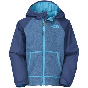 The North Face Canyonlands Track Hooded Fleece Jacket - Boys'