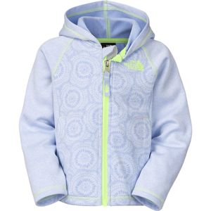 The North Face Seashore Fleece Hooded Jacket - Toddler Girls'