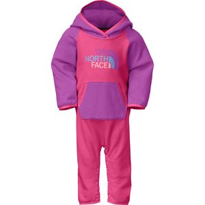 The North Face Logowear One-Piece Suit - Infant Girls'