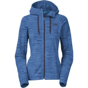 The North Face Novelty Mezzaluna Hooded Fleece Jacket - Women's