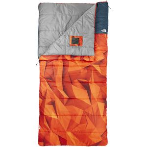 The North Face Homestead Twin Sleeping Bag: 20 Degree Synthetic