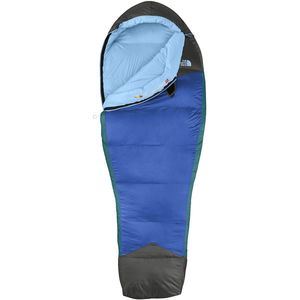 The North Face Blue Kazoo Sleeping Bag: 15 Degree Down - Women's