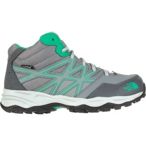 The North Face Hedgehog Mid Waterproof Hiking Shoe - Boys'