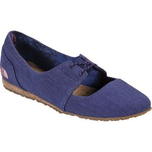 The North Face Bridgeton Mary Jane Canvas Shoe - Women's