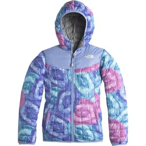 The North Face Reversible Thermoball Hooded Jacket - Girls'