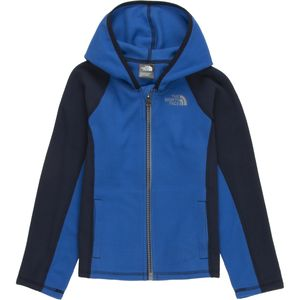The North Face Glacier Full-Zip Fleece Hoodie - Toddler Boys'