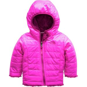 The North Face Mossbud Swirl Reversible Hoodie - Infant Girls'