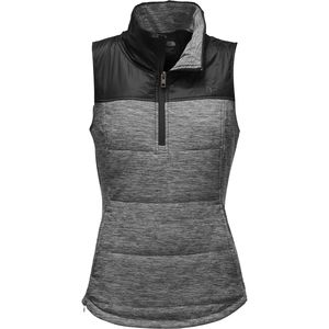 The North Face Pseudio 1/2 Zip Vest - Women's