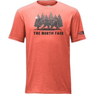 The North Face Cali Bear Tri-Blend T-Shirt - Short-Sleeve - Men's