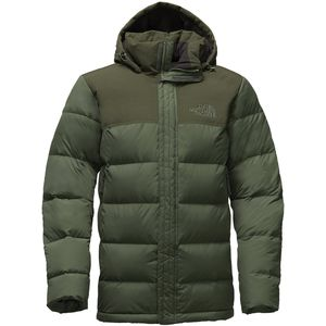 The North Face Nuptse Ridge Down Parka - Men's