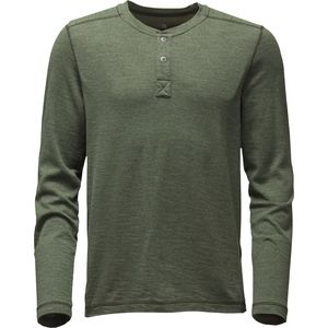 The North Face Copperwood Henley Sweater - Long-Sleeve - Men's