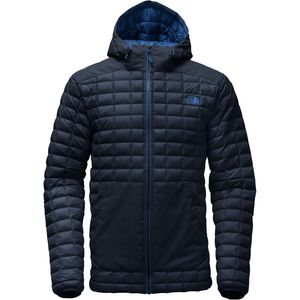 The North Face Thermoball Snow Hooded Insulated Jacket - Men's