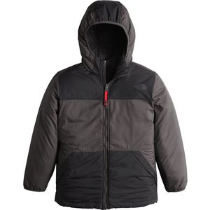 The North Face True Or False Reversible Hooded Fleece Jacket - Boys'