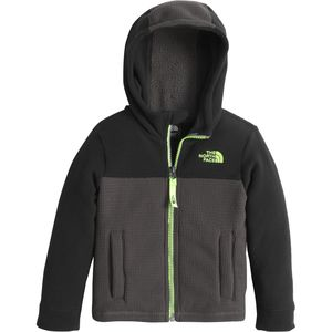 The North Face Lil' Grid Fleece Hooded Jacket - Toddler Boys'