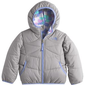 The North Face Perrito Reversible Hooded Jacket - Toddler Girls'