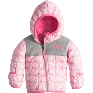 The North Face Thermoball Reversible Hooded Jacket - Infant Girls'