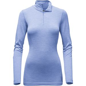 The North Face Go Seamless Wool 1/4-Zip Top - Women's