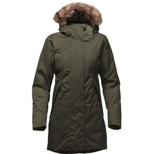 The North Face Far Northern Waterproof Parka - Women's Price