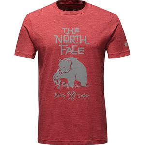 The North Face Grizzly Tri-Blend T-Shirt - Men's Best Reviews