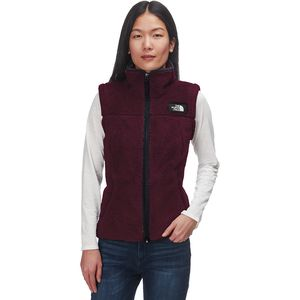 노스페이스 조끼 The North Face Campshire Fleece Vest - Womens