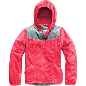 노스페이스 The North Face Oso Hooded Fleece Jacket - Girls