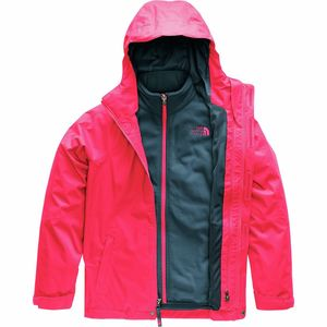 노스페이스 The North Face Mountain View Hooded Triclimate Jacket - Girls