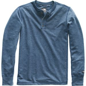 The North FaceTerry Long-Sleeve Henley Shirt - Men's
