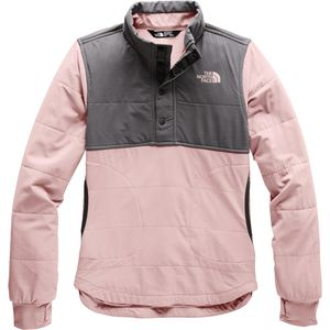 The North Face Mountain 1/4-Snap Sweatshirt - Girls'
