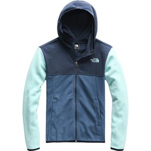 The North FaceGlacier Full-Zip Hooded Fleece Jacket - Boys'
