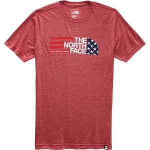 The North Face Americana Tri-Blend T-Shirt - Men's