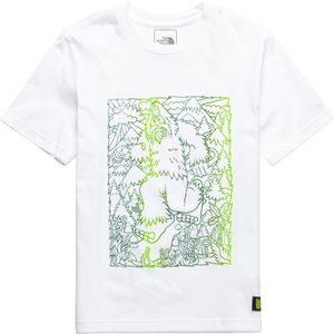 The North FaceGraphic Short-Sleeve T-Shirt - Boys'