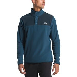 The North FaceTKA Glacier Snap-Neck Fleece Pullover - Men's