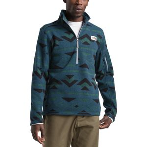 The North FaceNovelty Gordon Lyons 1/4-Zip Fleece Pullover Jacket - Men's