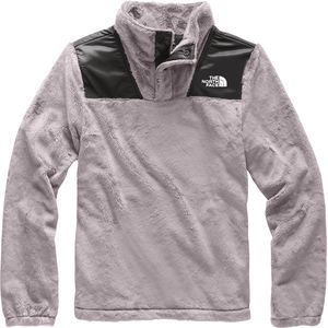 The North FaceOso 1/4-Snap Pullover Fleece - Girls'