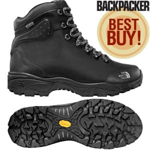 photo: The North Face Fortress Peak GTX backpacking boot