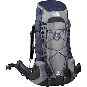 photo: The North Face Catalyst 75 expedition pack (4,500+ cu in)