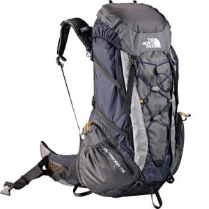 photo: The North Face Outrider 75 expedition pack (4,500+ cu in)