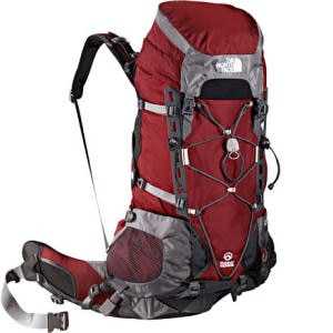photo: The North Face Men's Catalyst 60 weekend pack (3,000 - 4,499 cu in)