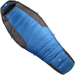 photo: The North Face Women's Nebula 3-season down sleeping bag