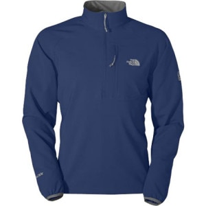 photo: The North Face Men's Apex Zip Shirt